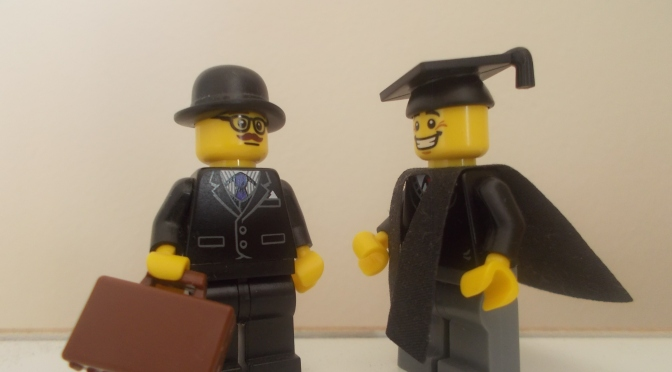 What do Masters graduates do?